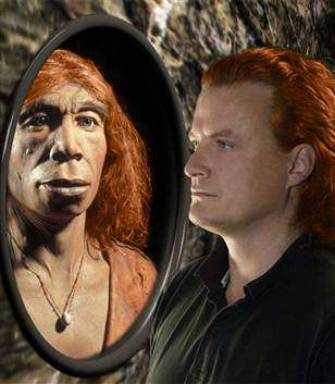 Some neanderthals had red hair - not that there's anything wrong with redheads