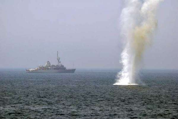 U.S. Navy vessel fires on fishing boat