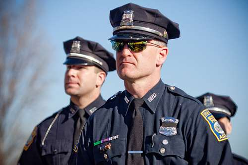 Boston cops