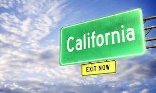 California, Exit Now