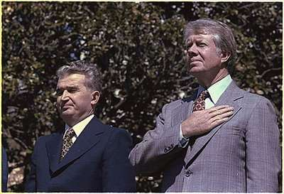 See? Norquist was NEVER this close to Jimmy Carter!