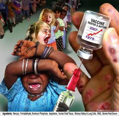 Anti-vaccine propaganda kills