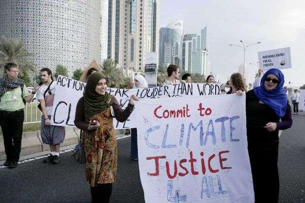 Climate justice = negative GHG emissions