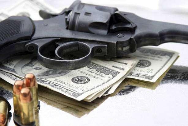 Guns for cash