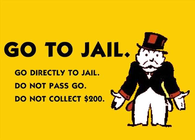 Bounced a Check? Go to Jail  – Reason com