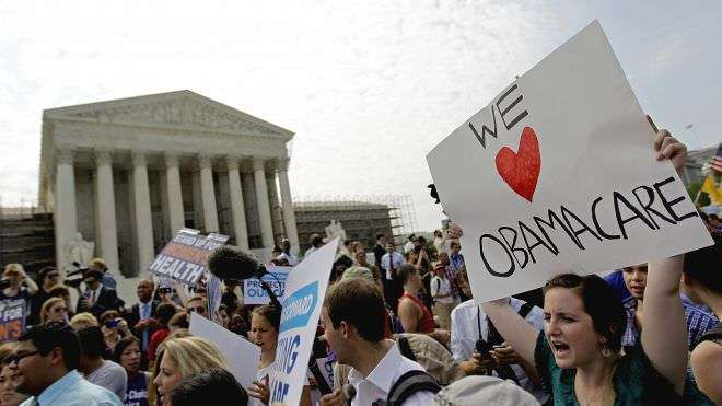 Love Obamacare