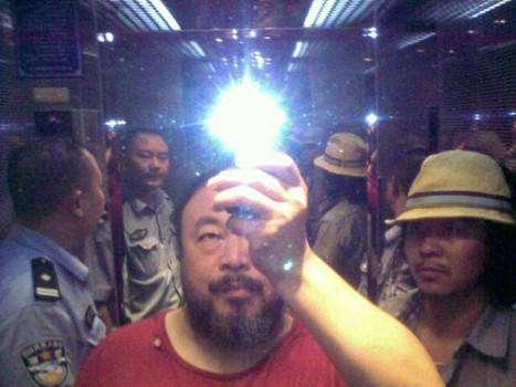 WeiWei Arrest