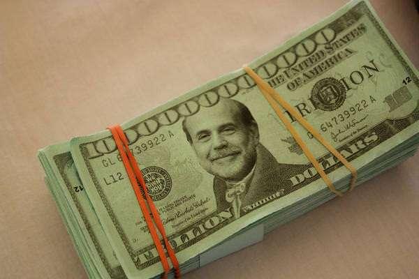 Bernanke Dollars
