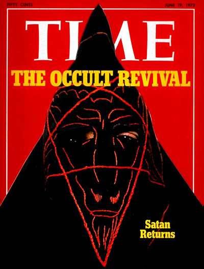 Yer on your own, Satan! ||| CREDIT: Fair use