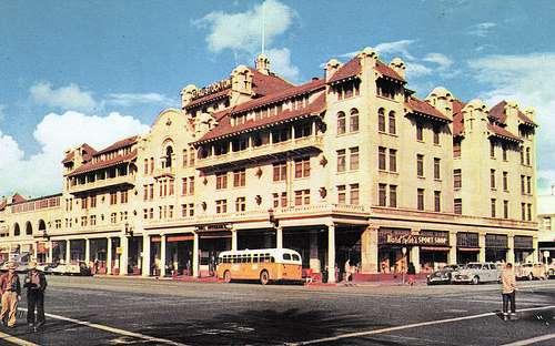 Hotel Stockton