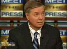 Wait, Lindsey Graham was on Meet the Press? |||
