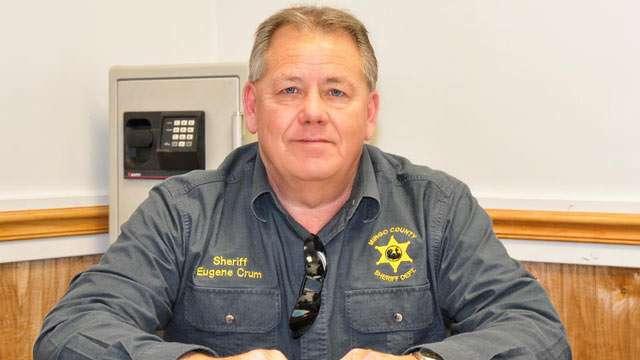 Sheriff Eugene Crum