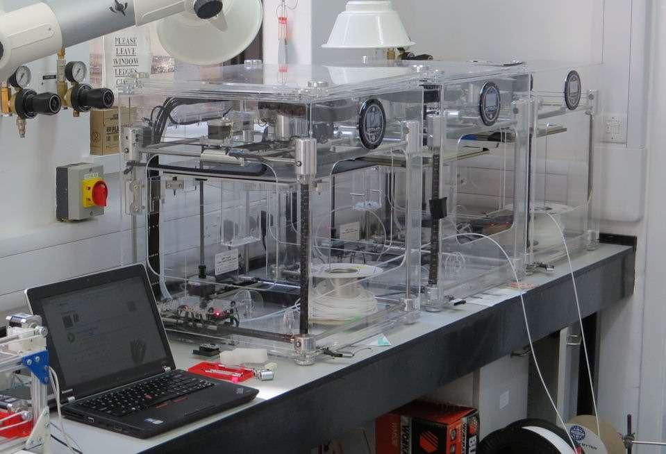 3D printing medicine