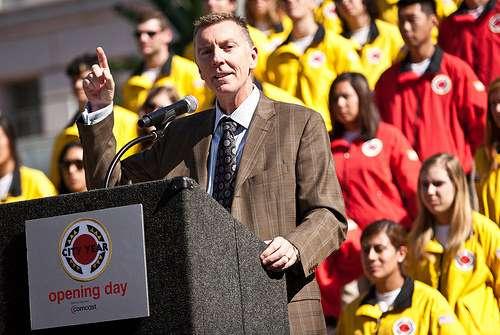 Superintendent John Deasy makes the teachers union queasy.