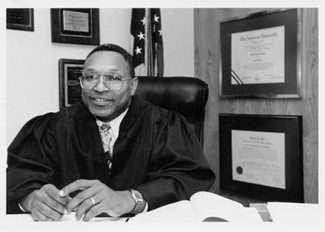 U.S. District Judge Reggie B. Walton