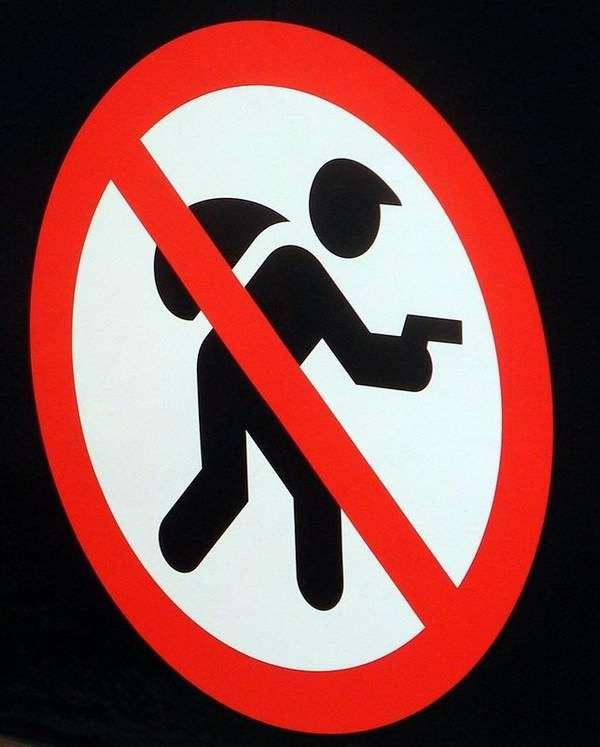 No robbery