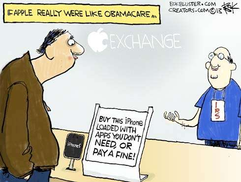 If Apple were like Obamacare