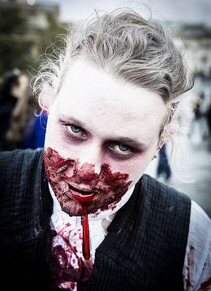 Zombie bureaucrat