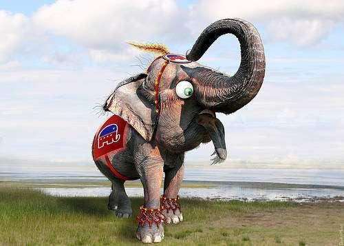 GOP elephant