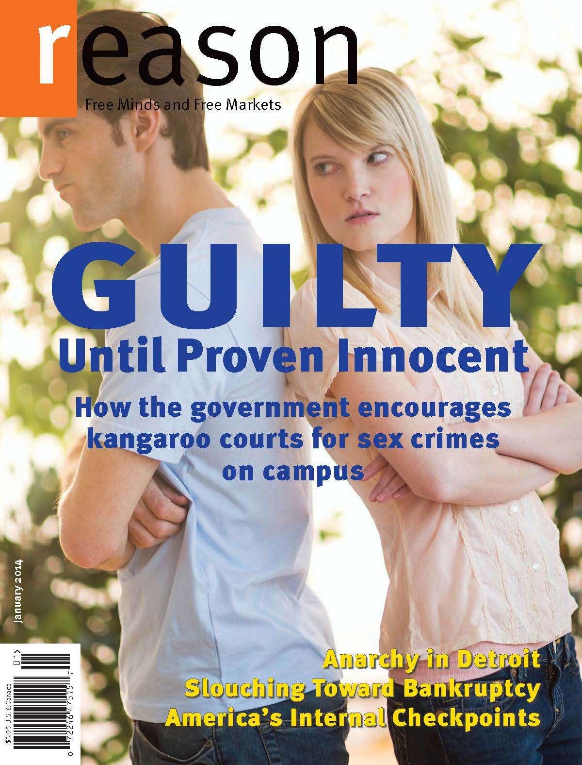 Reason January 2014 issue