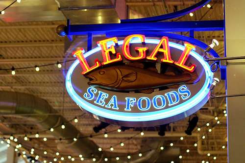Legal Sea Foods ||| roboppy/Flickr