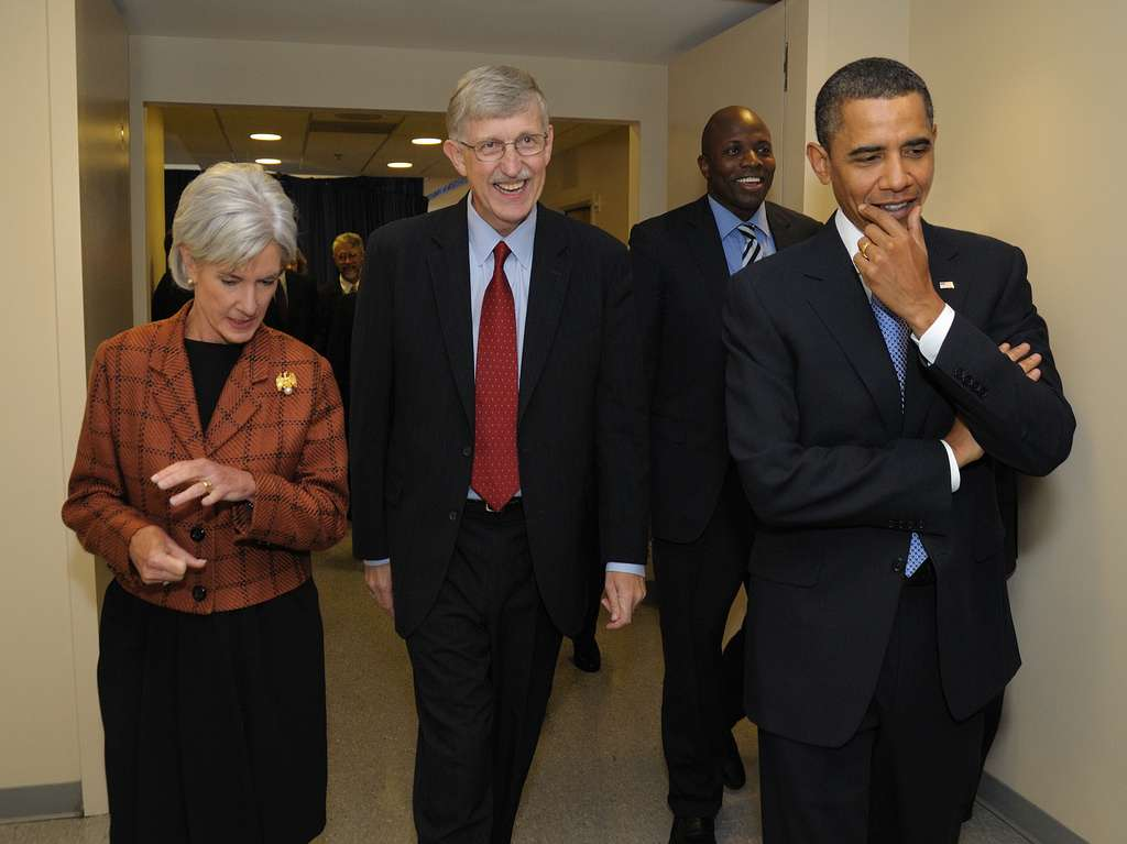 Obama and Sebelius