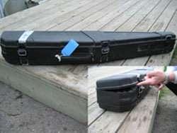 Gun lock boxes
