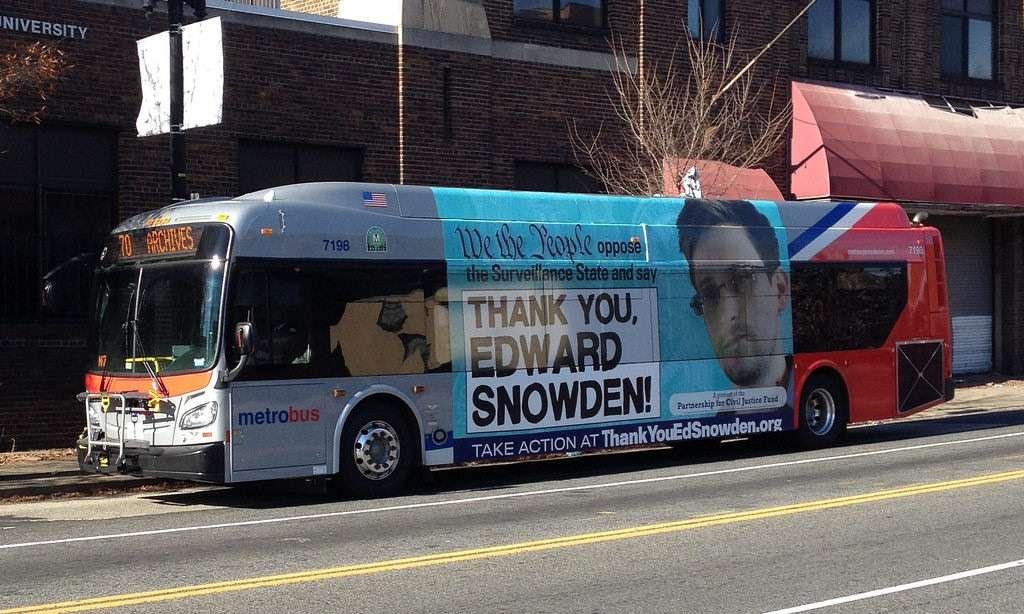 Thank You, Ed Snowden