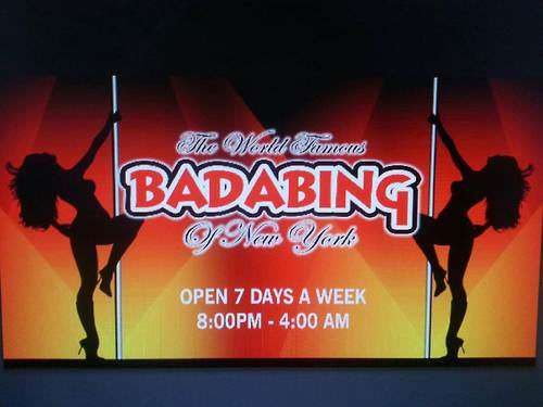 The World Famous Bada Bing