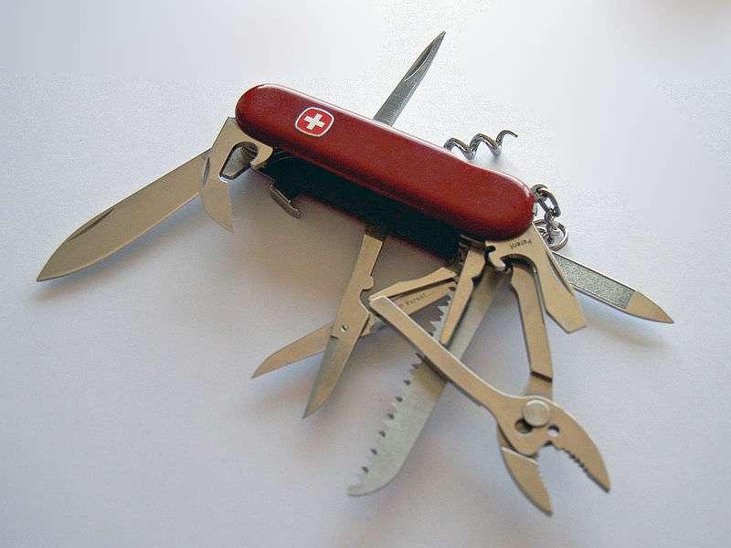 Assailt knife