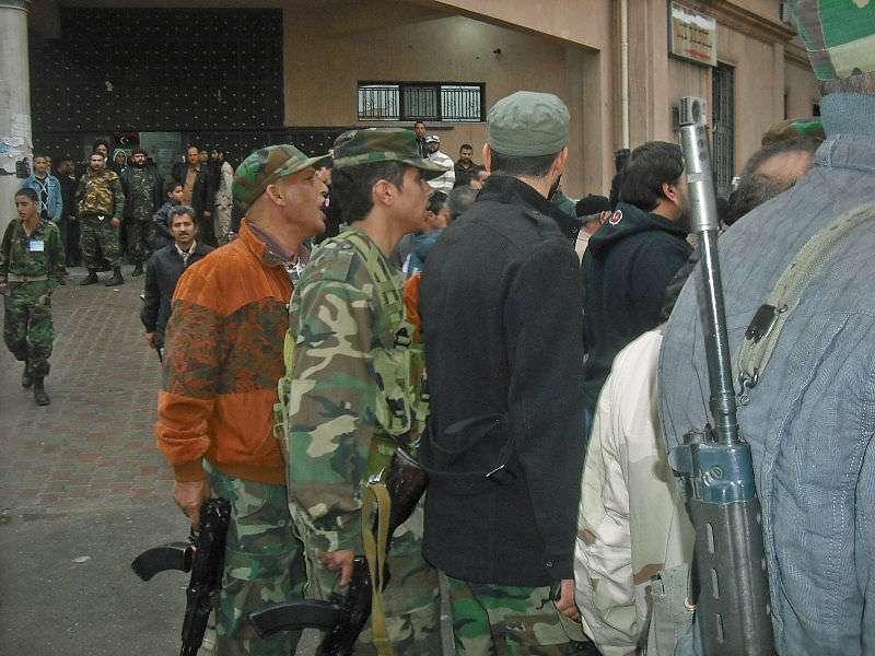 Militias in Tripoli