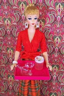 barbie cocktails