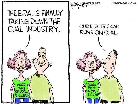 Rein-In the Coal Industry