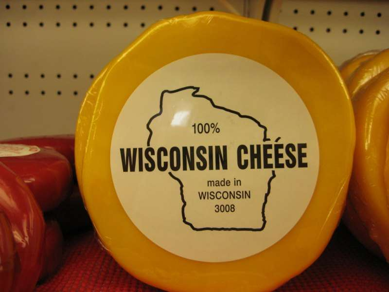 Wisconsin wedding cakes