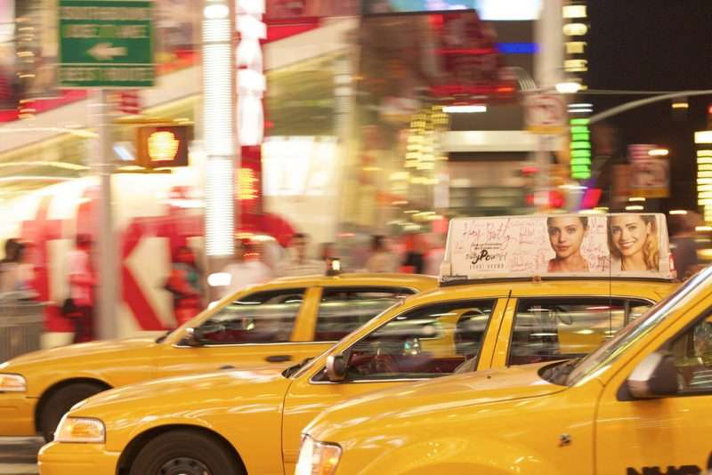The Taxi Commission demands its slice of the Big Apple.