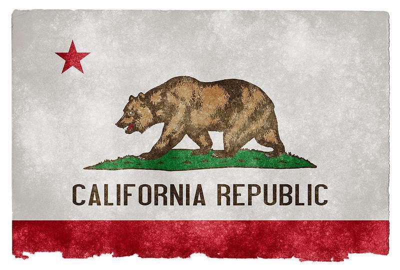 Calif. Flag