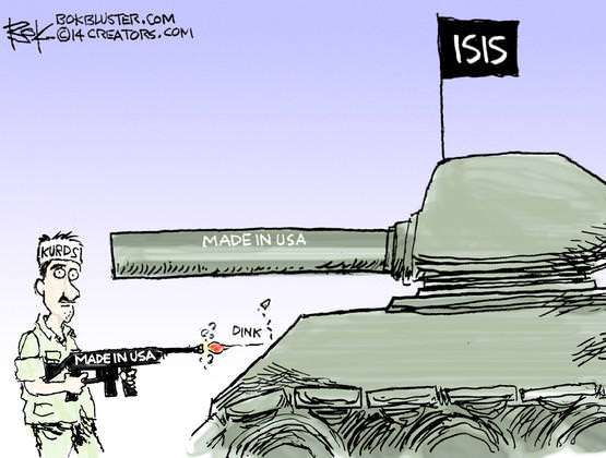 Iraq policy