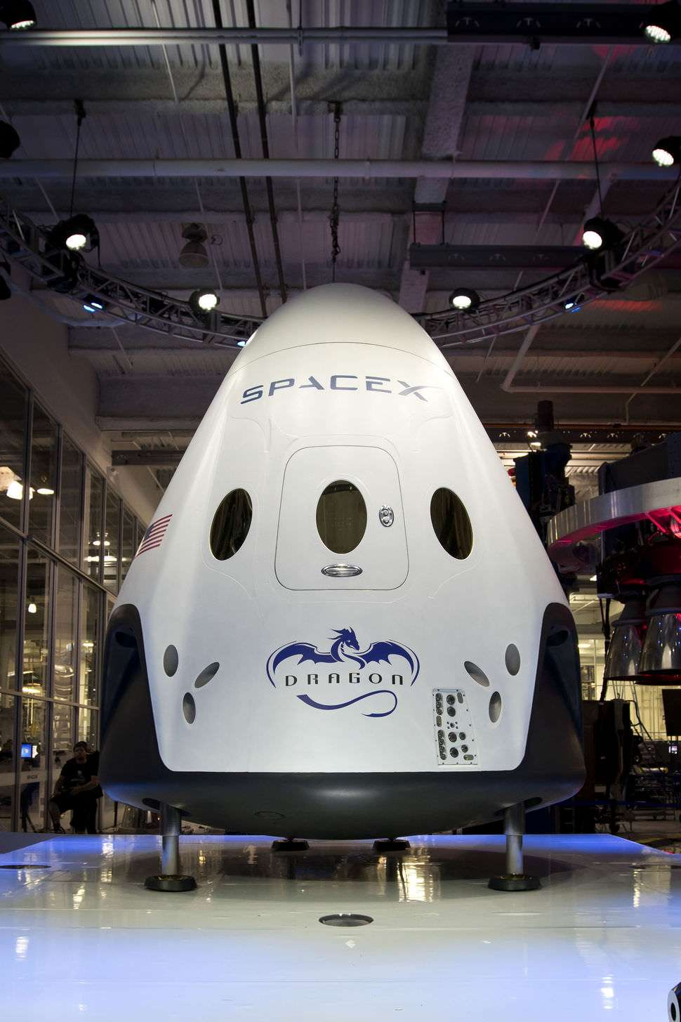 SpaceX Dragon2