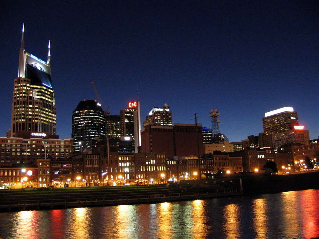 Why can't it be Nashville every night?