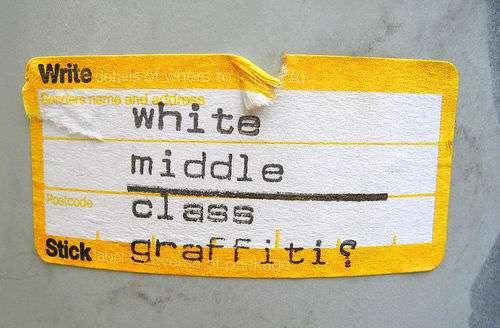 MiddleClassGrafitti