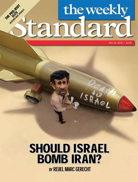 You have to ask? ||| The Weekly Standard
