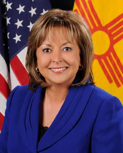 Does Susana Martinez stand with Rand?