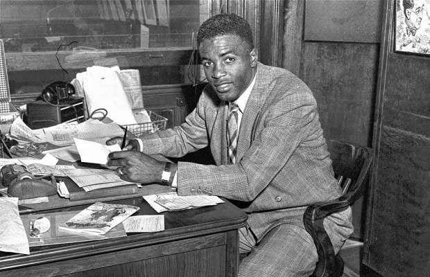 The first black columnist for a major white newspaper in U.S. history. |||