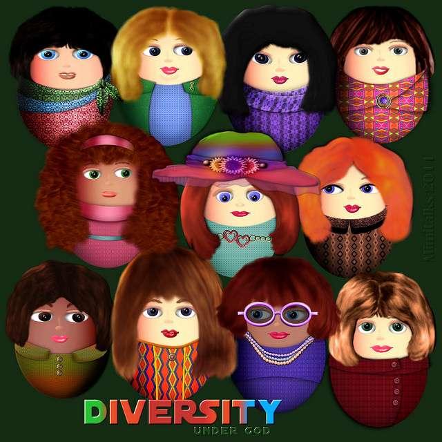 Diverse Dolls
