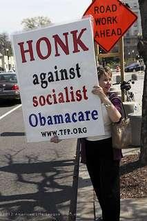 Obamacare Socialism