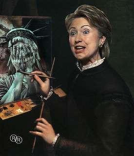 Hillary.StatuteOfLiberty
