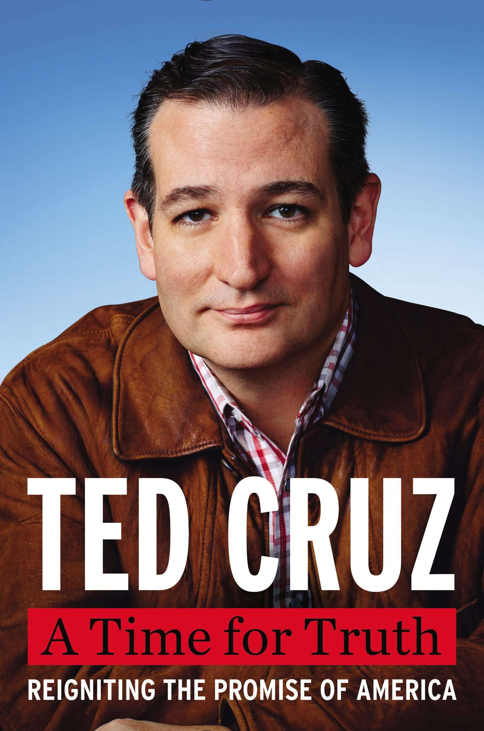 Somebody has to say it: Ted Cruz has the prettiest eyelashes in the current field of candidates.