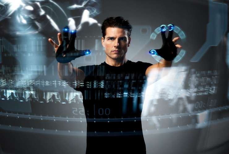 2004 was an even weirder year. ||| Minority Report