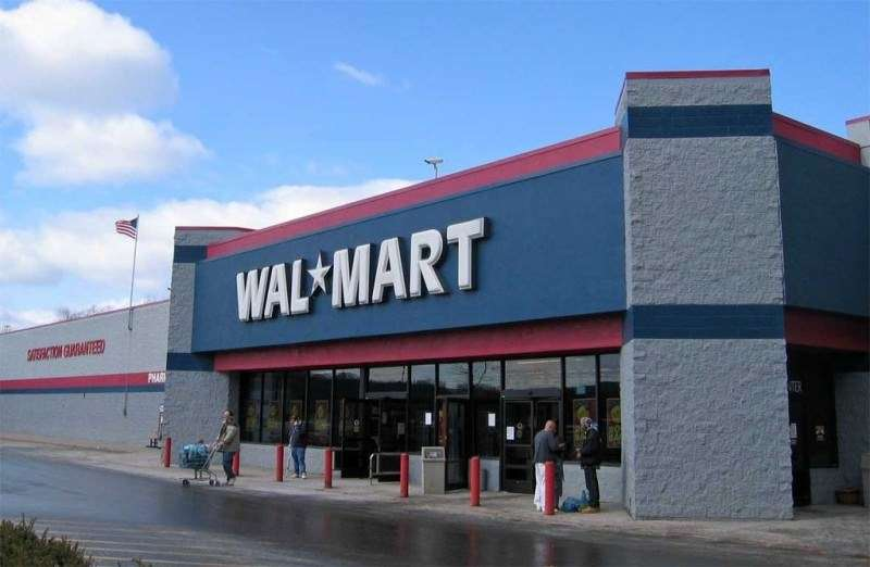 Wonder how many pension and retirement funds are invested in Walmart?