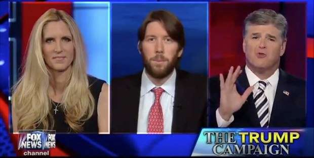 Reconsidering your life choices is hard to do while on live television. ||| Fox News